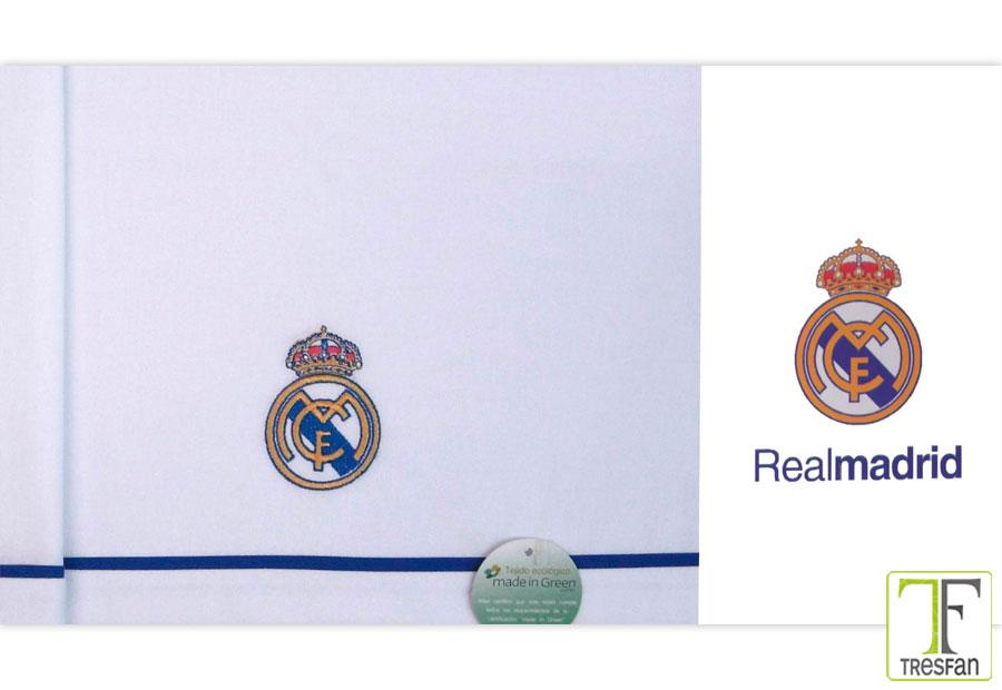 Sábana Cuna Real Madrid C.F- CUNA MADRID 97e1ddd86c7dd